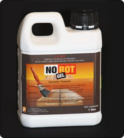 No-Rot Gel | Wood preservative | Timber Treatment