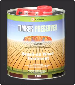 Timber Preserver | Timber Treatment Protection