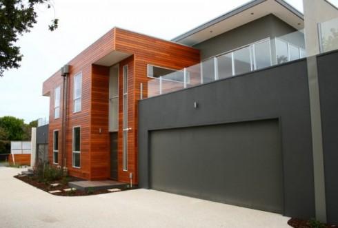 Aussie Clear on designer home